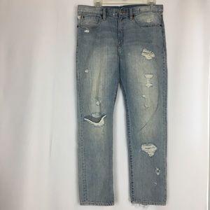 Ralph Lauren Denim & Supply Boyfriend Jeans, Sz 28